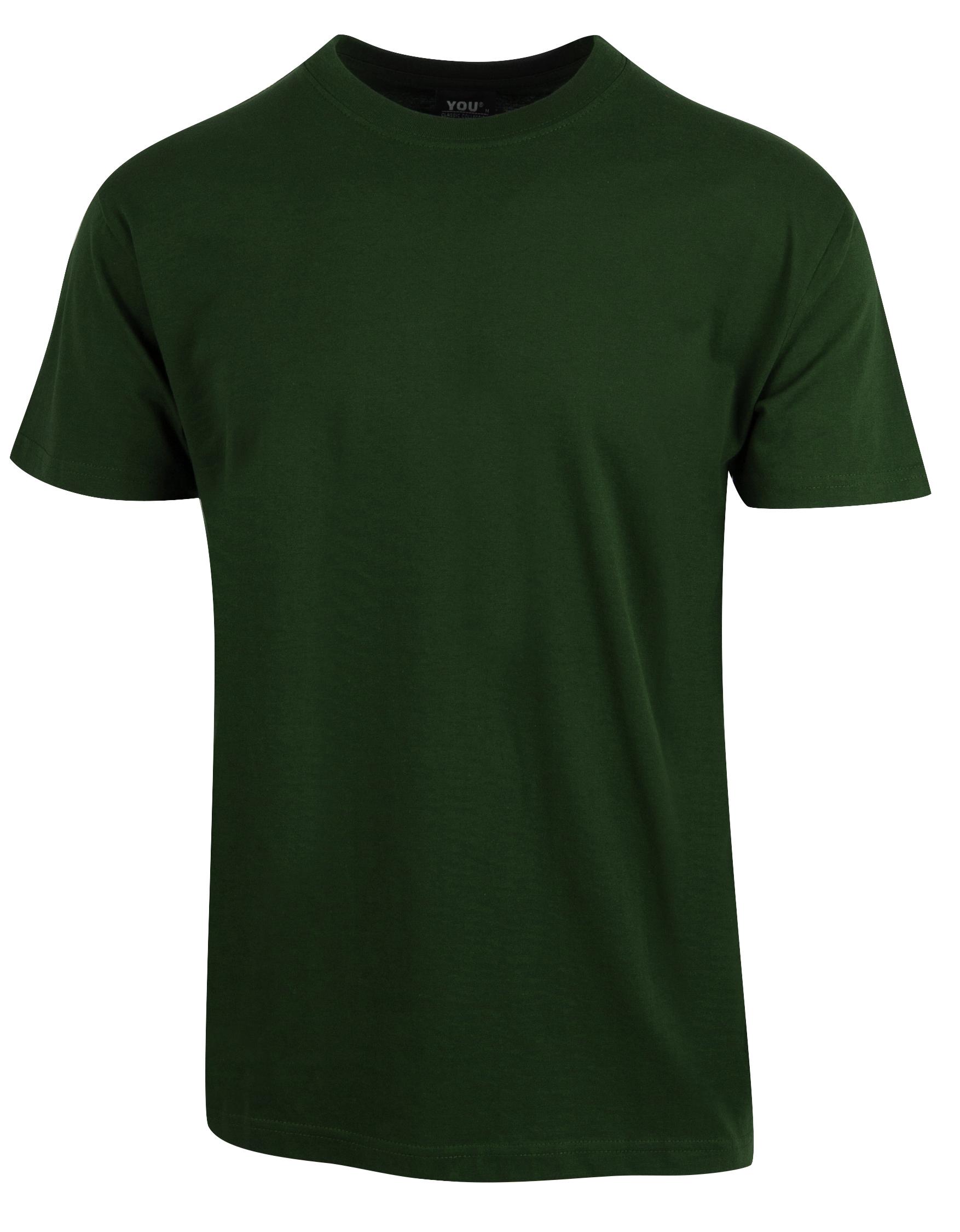 88c789d6 GSV T-skjorte Grønn (ny logo) - Gammalsaabens Venner